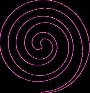 Triple Spiral Symbol Filled Clip Art at Clker.com - vector clip ...